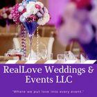 RealLove Weddings & Events LLC logo