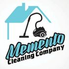 Memento Cleaning Company logo