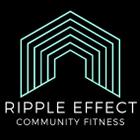 Ripple Effect Community Fitness logo