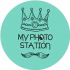 My photo station logo