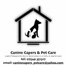 Canine Capers & Petcare logo