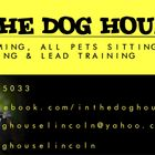 In the Dog House Lincoln logo