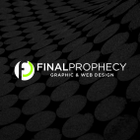 Final Prophecy Graphic and Web Design logo
