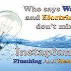 Instaplumb Plumbing and Electrical logo