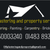 DB plastering and property services profile image