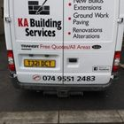 KA Building services logo