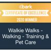 Walkie Walks - Walking - Training  & Pet Care profile image