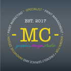 MC Graphic Design Studio logo