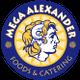Mega Alexander Foods logo