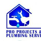 Pro Projects and Plumbing Services logo