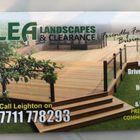 Lea Landscapes logo