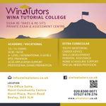 WINA TUTORS LTD profile image.