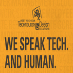 West Michigan Technology and Design Solutions profile image.
