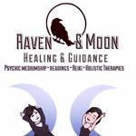 Raven & Moon profile image.