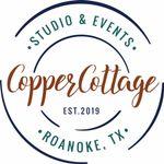 Copper Cottage Studio & Events profile image.