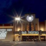 B&B Theatres Liberty 12 CINEMA (as in movie theatre) profile image.