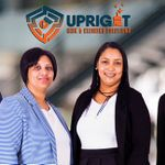 Upright Risk & Cleaning Solutions profile image.