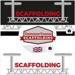 Temporary Towers scaffolding profile image.