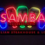 Samba Brazilian Steakhouse & Lounge profile image.