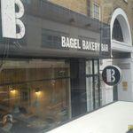 B BAGEL PLATTERS profile image.