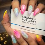 Urban Nail Bar profile image.