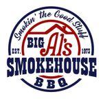 Big Al's Smokehouse Barbecue profile image.