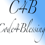 Code4Blessings profile image.