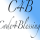 Code4Blessings logo