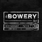 The Bowery Bar profile image.