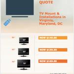 New TV Mount profile image.