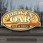 Broken Oar Bar & Grill profile image.