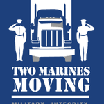 Two Marines Moving profile image.