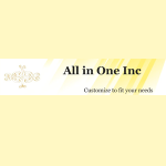 ALL IN ONE INC profile image.
