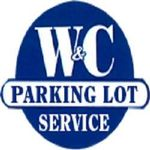 WC Parking Lot Maintenance  and Snow Removal profile image.