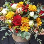 Ruthie's Flower Shop profile image.