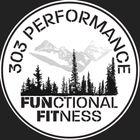 303 Performance logo