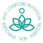 Amy Stanford Nutrition profile image.