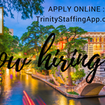 Trinity Staffing Services profile image.