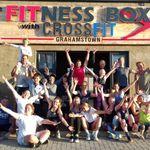 CrossFit Grahamstown profile image.