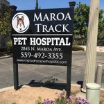 Maroa Track Pet Hospital profile image.