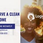 Logic Maids LLC profile image.