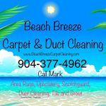 Beach Breeze Carpet and Duct Cleaning profile image.