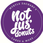 Not Jus' Donuts Bakery Cakes & More  profile image.