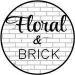 Floral & Brick profile image.