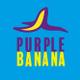Purple Banana Creative Design logo