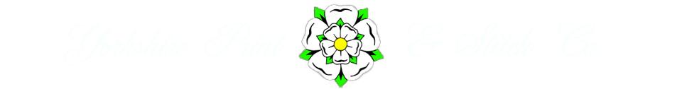 Yorkshire Print and Stitch Company profile image.