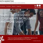 Gail Keith Marketing profile image.