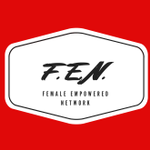 FENetwork-Female Empowered Network profile image.