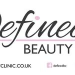 Defined Beauty Clinic profile image.