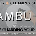 Gambu-W Security & Cleaning Services profile image.